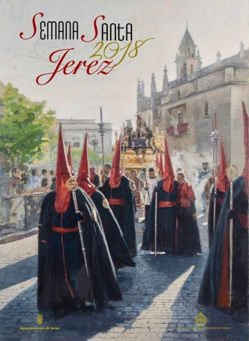 Cartel de la Semana Santa 2018 en Jerez