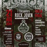 El 21 de abril se celebra el II Rock Scenes Fest en la Sala Paúl