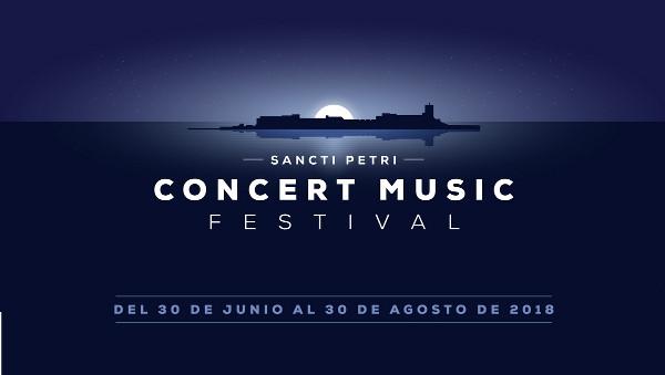 Sancti Petri Concert Music Festival, el gran festival de este verano de 2018 en Chiclana