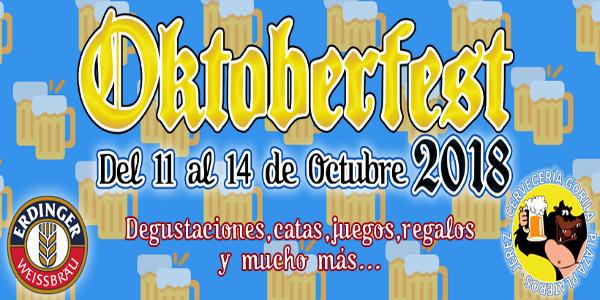 Gorila también celebrará el Oktoberfest