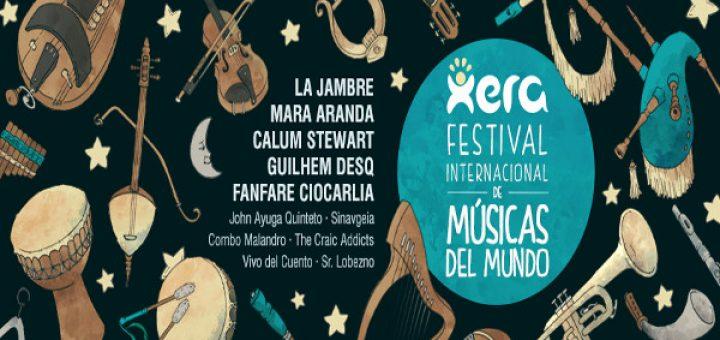 Este fin de semana se celebra en Jerez el Xera Festival, un festival dedicado a las músicas del mundo