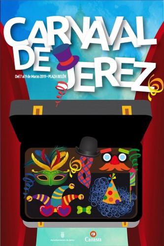 Programación del Carnaval de Jerez 2019