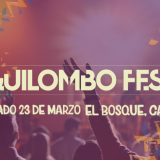 Cartel del Quilombo Fest 2019, que se celebra el 23 de marzo en El Bosque