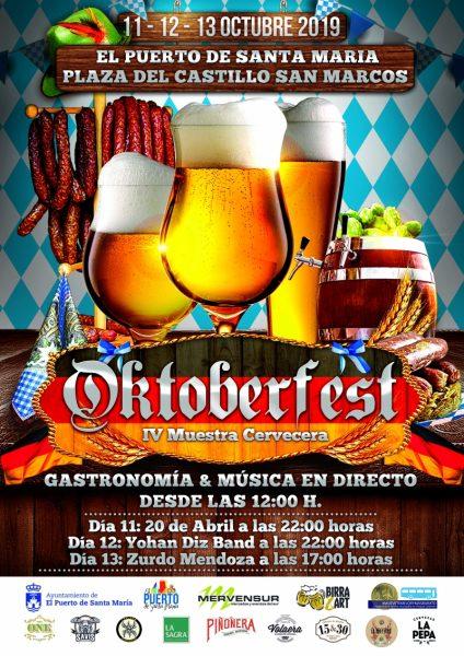 En El Puerto se celebra un año más la Muestra Cervecera