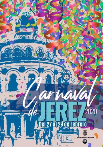 Programación del Carnaval de Jerez 2020