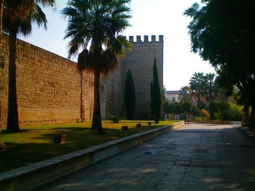 Torre Octogonal Alcázar de Jerez de la Frontera