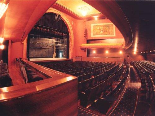 Interior del Teatro Villamarta