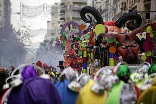 Cabalgata del Carnaval de Cádiz