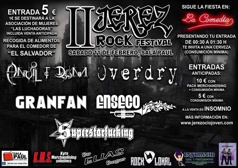 II Jerez Rock Festival