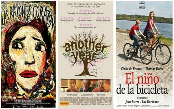 Campus Cinema en la Sala Compañía, películas de febrero 2012