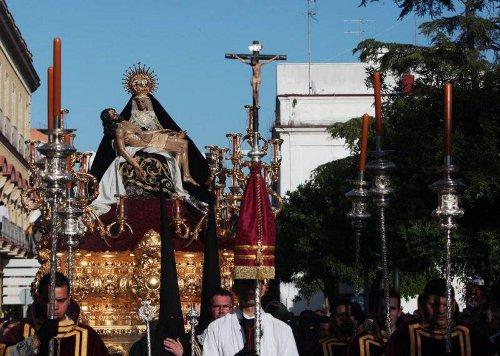 Hermandad de las Angustias, Jerez