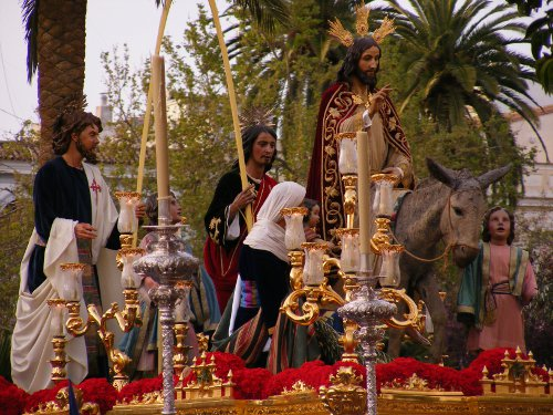 Hermandad de la Borriquita de Jerez