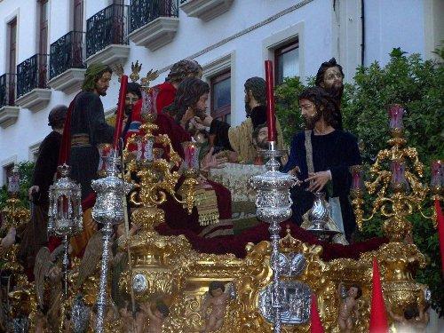 Misterio de la Sagrada Cena de Jerez