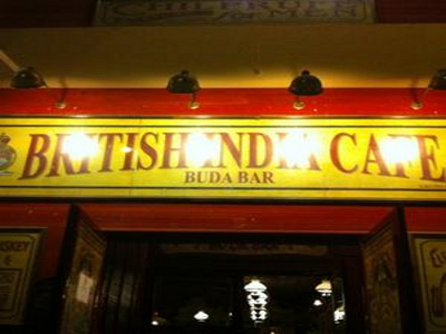 British India Café Buda Bar - Jerez de la Frontera