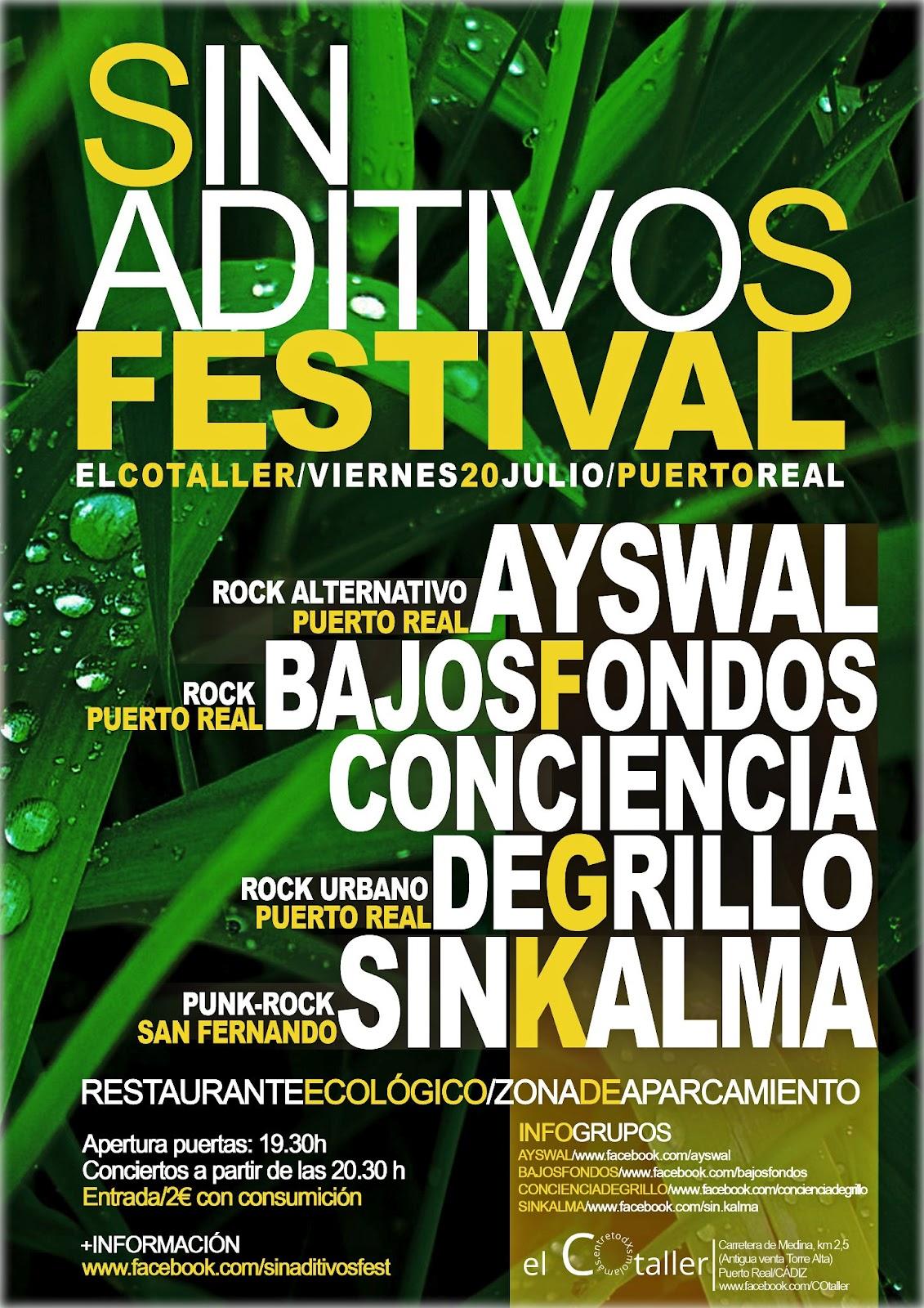 Sin Aditivos Festival