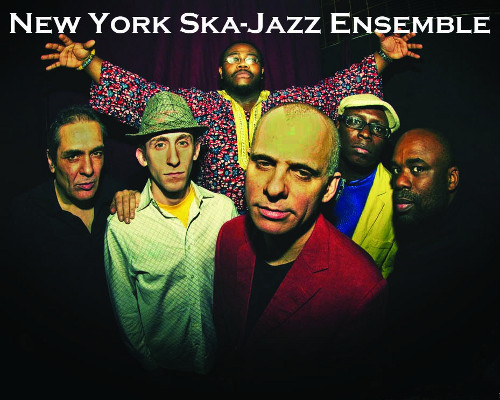 Concierto de The New York Ska-Jazz Ensemble