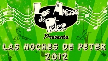 Las noches de Peter 2012, en Puerto Real
