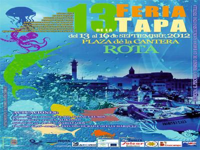 13 Feria de la Tapa de Rota