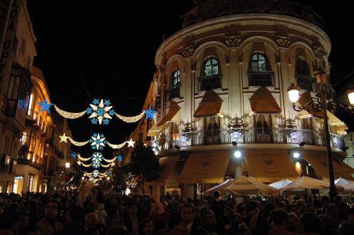 La Navidad ya se vive en Jerez
