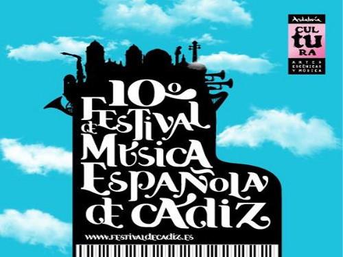 10ª edición del Festival de Música Española de Cádiz