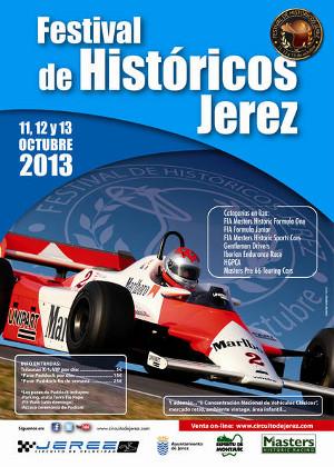 El Festival de Históricos vuelve al Circuito de Jerez