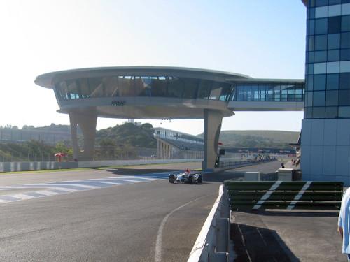El Circuito de Jerez acogerá entrenamientos de F1 en 2014