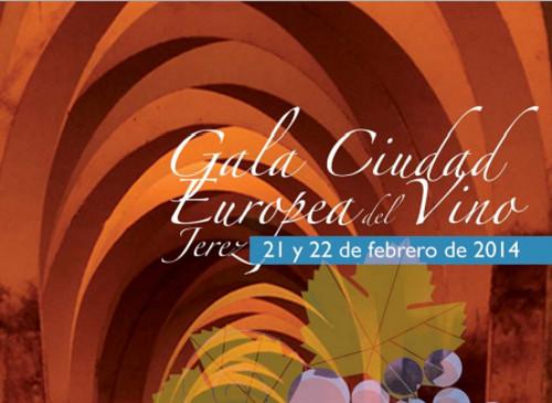 Gala Ciudad Europea del Vino 2014