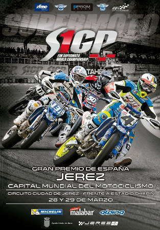 Mundial de Supermoto en Jerez