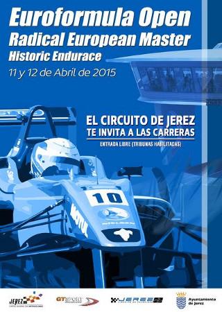 La Fórmula EuroOpen llega al Circuito de Jerez