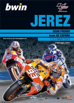 GP de España 2015 en Jerez