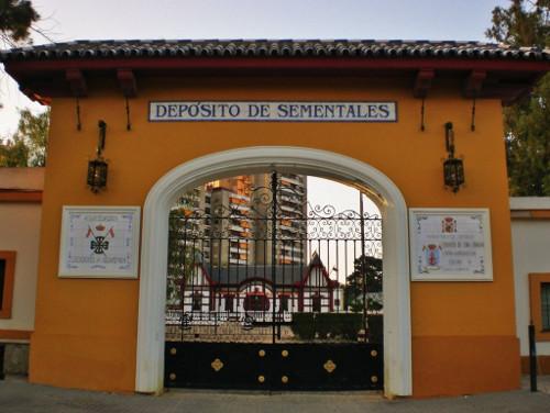 Depósito de Sementales en Jerez