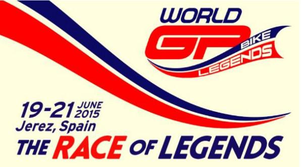 Las leyendas del motociclismo correrán en el Circuito de Jerez