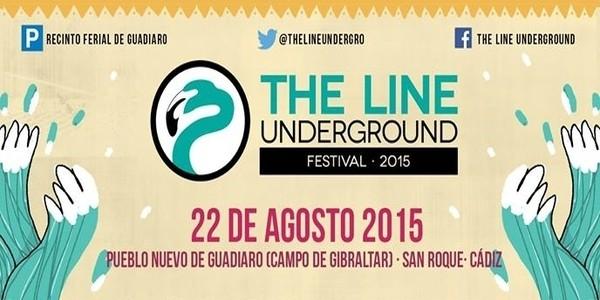 The Line Underground, festival veraniego en San Roque