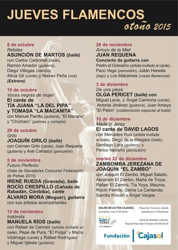 Jueves Flamenco en Sevilla
