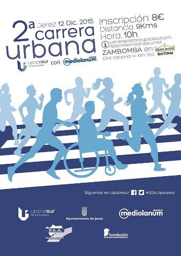 Upacesur organiza por segunda vez la Carrera Urbana solidaria