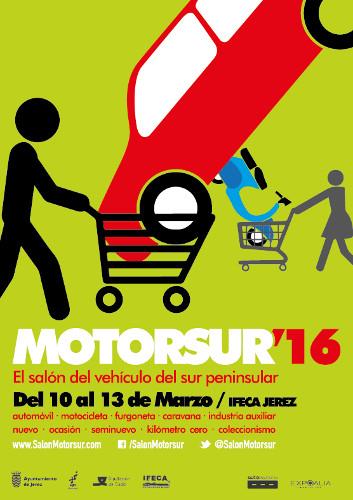 Motorsur 2016 se celebrará del 10 al 13 de marzo