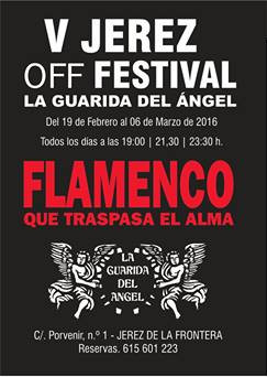 Off Festival en La Guarida del Ángel