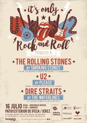 Its Only Rock and Roll, festival en Jerez
