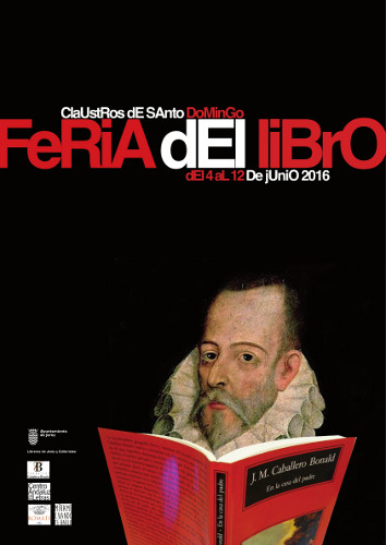 Jerez celebra su Feria del Libro 2016 a partir del 4 de junio