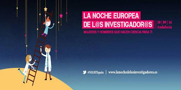 El 30 de septiembre se celebra la Noche Europea de los Investigadores en Jerez