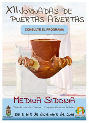 XIII Jornadas de puertas abiertas en Medina Sidonia