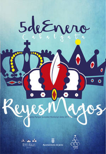 Cabalgata de Reyes Magos 2017 en Jerez