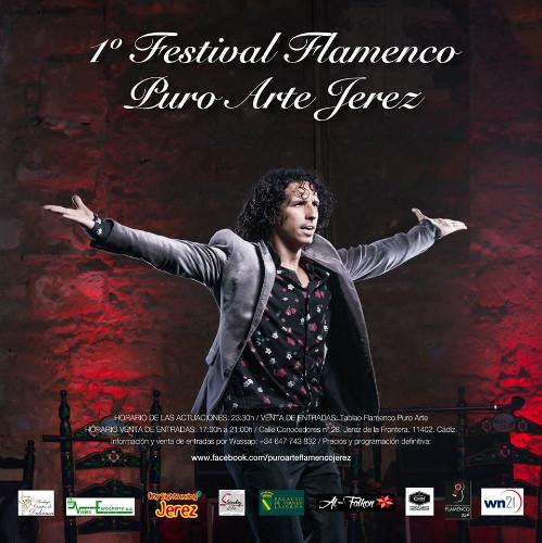Primera edición del Festival Flamenco Puro Arte