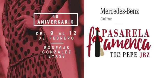 Pasarela Flamenca 2017 se celebra entre el 9 y el 12 de febrero