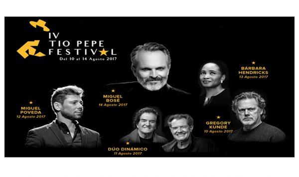 Programa del Tío Pepe Festival