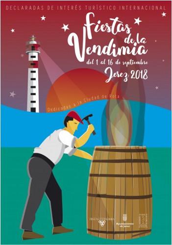 Las fiestas de la Vendimia 2018 comienzan el 1 de septiembre