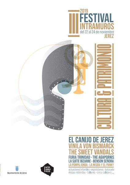 Los días 21, 22 y 23 de noviembre se celebra el Festival Intramuros 2019