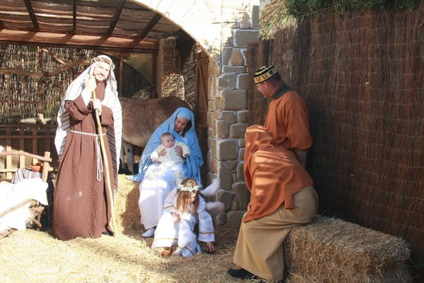 Belén Viviente de Medina Sidonia