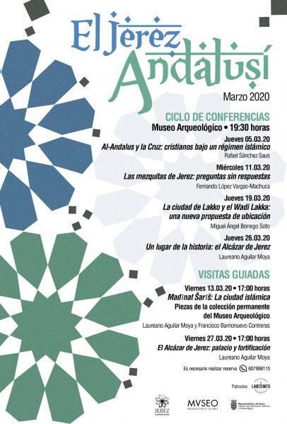 Jerez Andalusí, conferencias y visitas guiadas