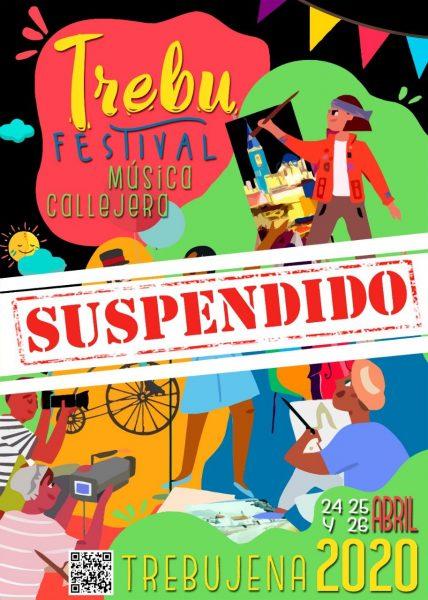 El Trebufestival de este año 2020 se suspende y no se sabe si se podrá celebrar